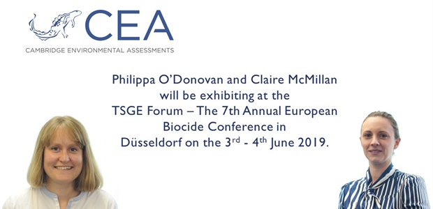 TSGE Forum - The 7th Annual European Biocide Conference