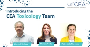 The CEA toxicology team is expanding!