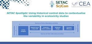 SETAC spotlight: Using historical control data to contextualise the variability in ecotoxicity studies