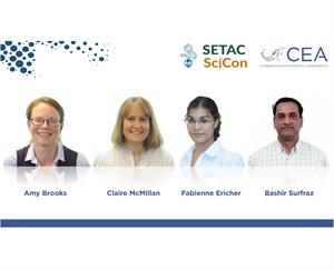 CEA activities at SETAC SciCon